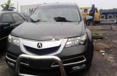 Foreign Used Acura MDX 2012 Model Gray