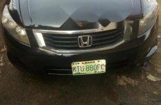 Nigerian Used 2009 Honda Accord for sale in Lagos