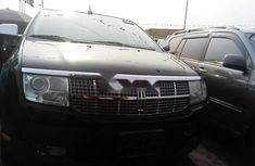 Foreign Used Lincoln MKX 2008 Model Black