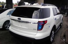 2010 Ford Explorer Petrol Automatic Transmission