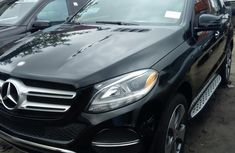 Foreign Used Mercedes-Benz GLE 2016 Automatic Transmission