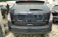 Ford Edge 2008 Petrol Automatic Black