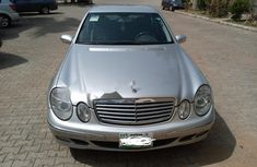 Nigeria clean used Mercedes-Benz 200E 2004 Model