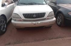 Foreign Used 2000 White Lexus RX for sale in Lagos