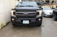 Foreign Used Ford F-150 2018 Model Black