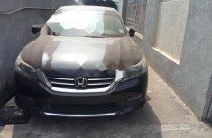 Foreign Used Honda Accord 2014 Model Black