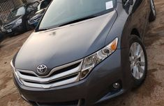 Foreign Used 2014 Model Toyota Venza Full Option