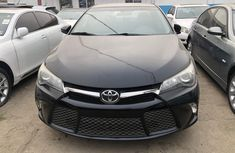 Foreign Used Toyota Camry 2015 Model