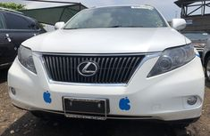 Foreign Used Lexus RX350 2011 Model