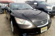 Foreign Used Lexus ES 2007 Model Black