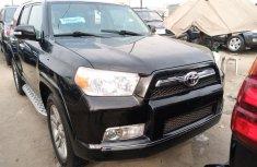 Foreign Used Toyota 4-Runner 2010 Model Black