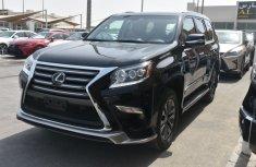 Foreign Used Lexus GX 2018 Model Black
