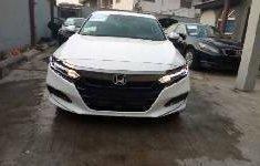 Nigeria Used Honda Accord 2018 Model White
