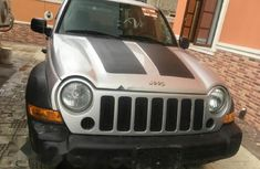 Tokunbo Jeep Liberty 2005 Model Gray
