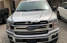 Foreign Used Ford F-150 2019 Model Silver