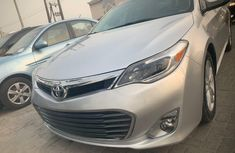 Foreign Used Toyota Avalon 2014 Model Silver