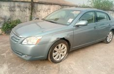 Foreign Used Toyota Avalon 2006 Model Green
