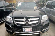Foreign Used Mercedes-Benz GLK 2013 Model Black