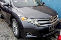 Foreign Used Toyota Venza 2013 Model Gray