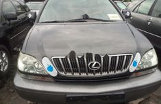 Foreign Used Lexus RX 2003 Model Gray