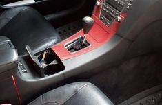 Black Tokunbo Lexus ES 350 2007 Model