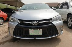 Registered Nigerian Used Toyota Camry 2016 Model
