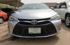 Registered Nigerian Used Toyota Camry 2016 Model