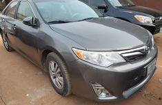 Nigeria Used Toyota Camry 2013 Model Green