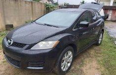 Foreign Used Mazda CX-7 2009 Model Black