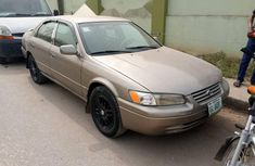 Nigeria Used Toyota Camry 1999 Model Gray