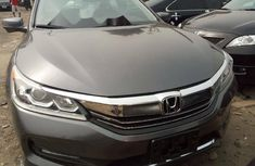 Tokunbo Honda Accord 2017 Model Gray