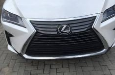 Foreign Used Lexus RX 2016 Model White