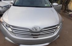 Foreign Used Toyota Venza 2011 Model Silver