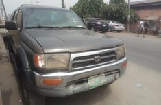 Nigeria Used Toyota 4-Runner 2000 Model Gray