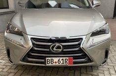 Foreign Used Lexus NX 2018 Model Beige