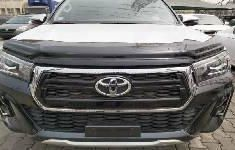 Foreign Used Toyota Hilux 2019 Model Black