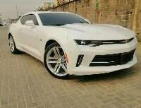 Foreign Used Chevrolet Camaro 2018 Model White