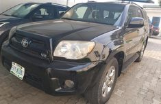 Nigeria Used Toyota 4-Runner 2007 Model Black