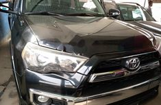 Foreign Used Toyota 4-Runner 2016 Model Black