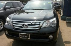 Foreign Used Lexus GX 2013 Model Black