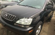 Foreign Used Lexus RX 2001 Model Blue