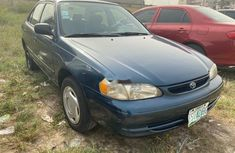 Nigerian Used Used 2002 Toyota Corolla for sale in Lagos