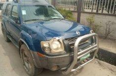 Nigeria Used Nissan Xterra 2003 Model Blue