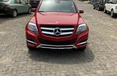 Foreign Used Mercedes-Benz GLK 2015 Model Red
