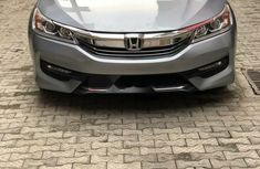 Foreign Used 2016 Honda Accord for sale in Lagos
