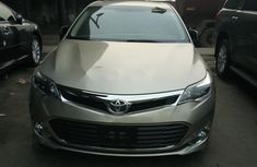 Fully options  2013 Toyota Avalon for sale Direct Tokunbo