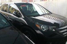 Foreign Used Honda CR-V 2014 Model Black