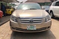 Nigerian Used Toyota Avalon 2006