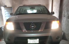 Neat Nigerian Used Nissan Pathfinder 2005 Model