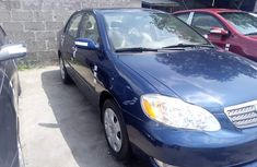 Foreign Used Toyota Corolla 2005 Model